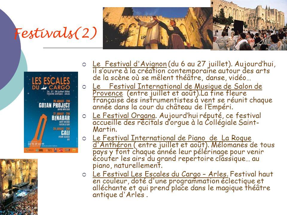 Festivals(2)