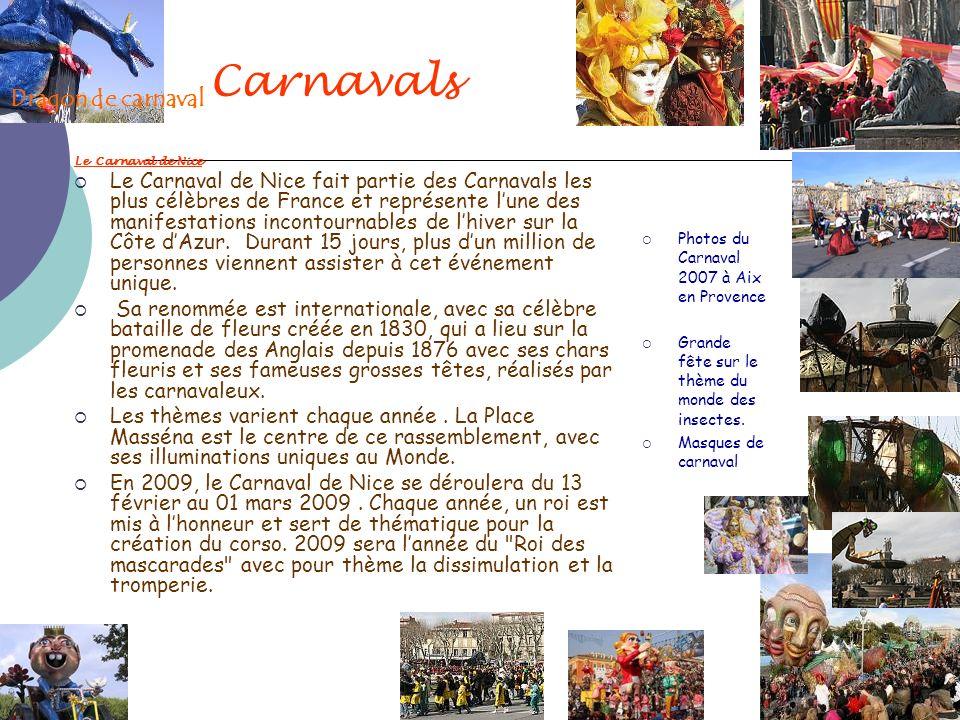 Carnavals Dragon de carnaval