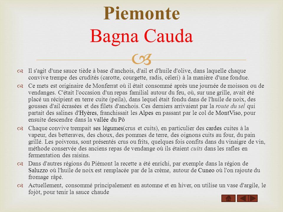 Piemonte Bagna Cauda