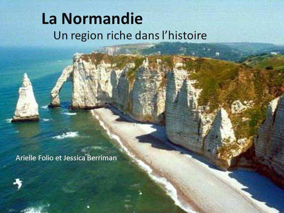 Un region riche dans l'histoire