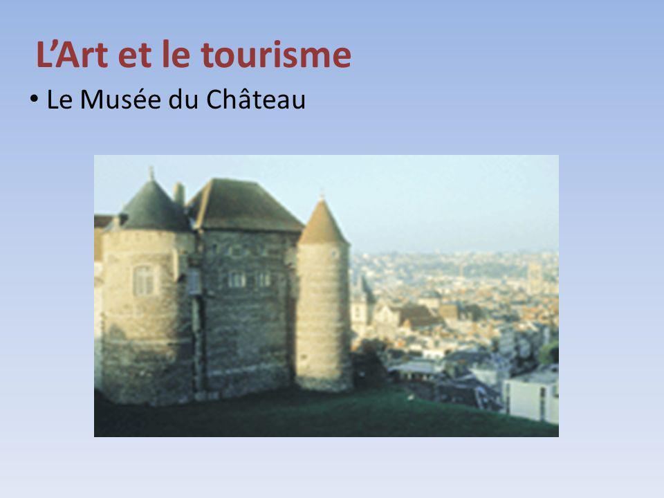 L'Art et le tourisme Le Musée du Château