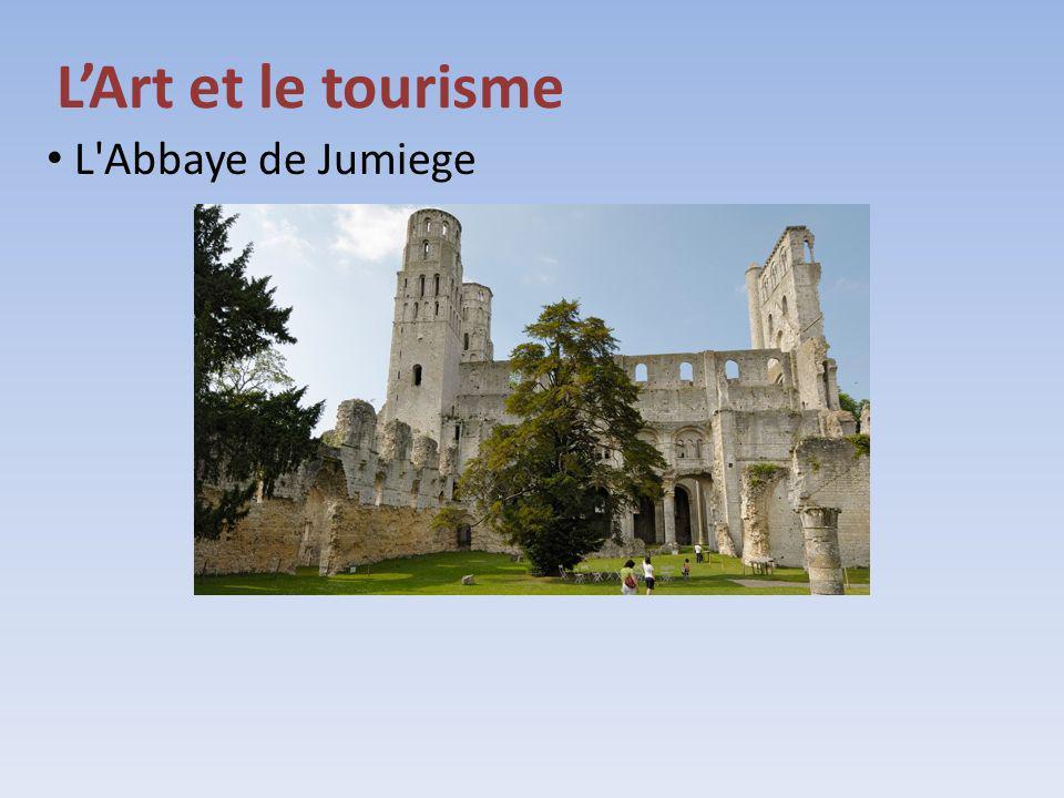 L'Art et le tourisme L Abbaye de Jumiege