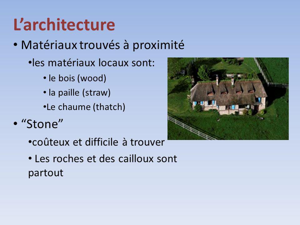 L'architecture Matériaux trouvés à proximité Stone