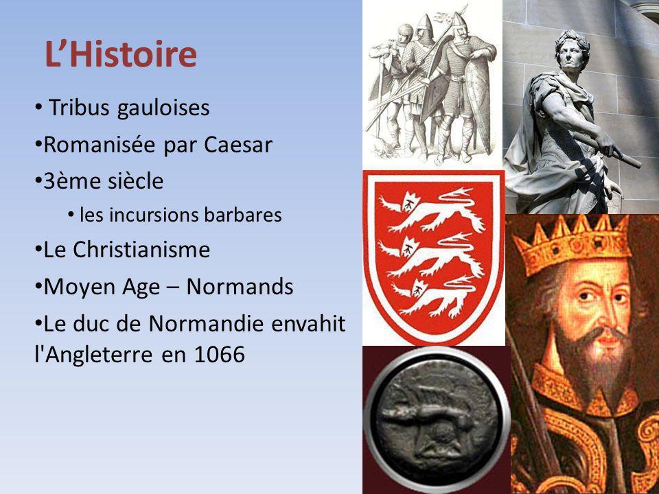 L'Histoire Tribus gauloises Romanisée par Caesar 3ème siècle