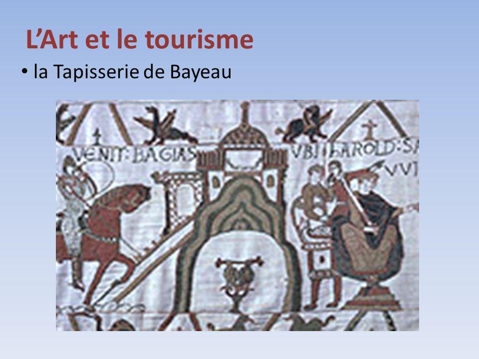 la Tapisserie de Bayeau