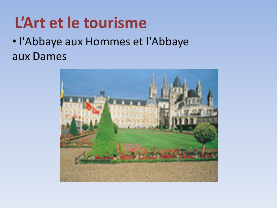 l Abbaye aux Hommes et l Abbaye aux Dames