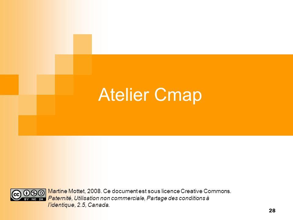 Atelier Cmap