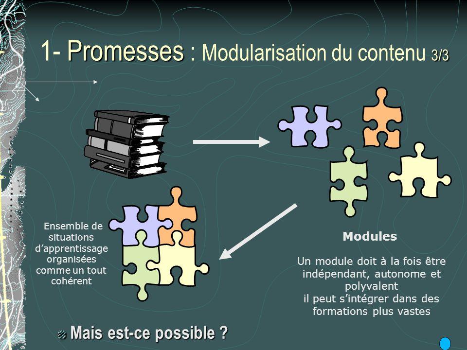 1- Promesses : Modularisation du contenu 3/3