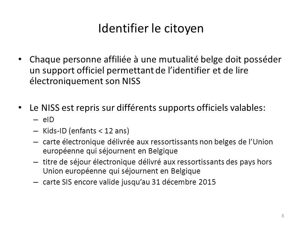 Identifier le citoyen