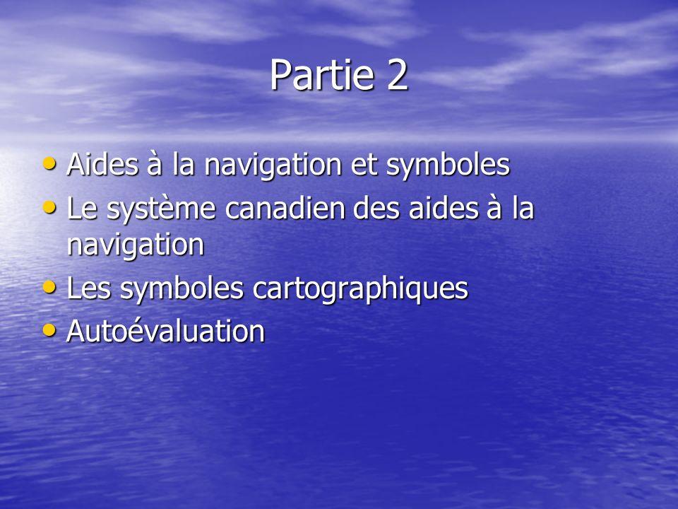 Partie 2 Aides à la navigation et symboles