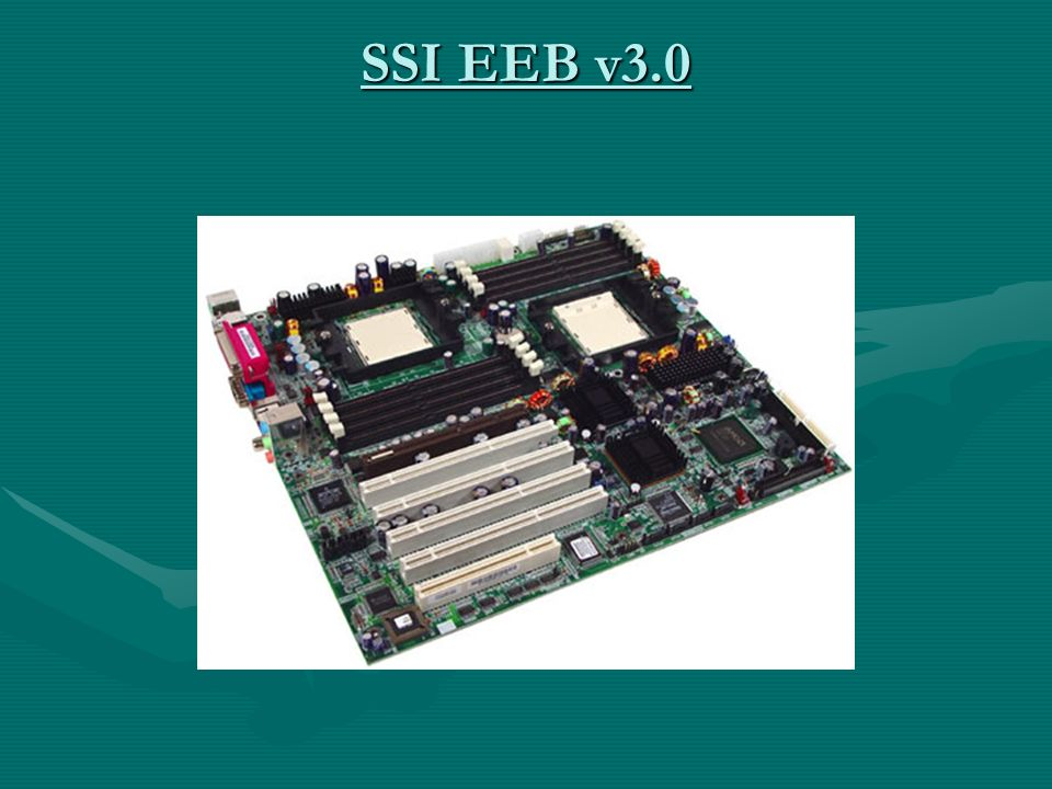 SSI EEB v3.0
