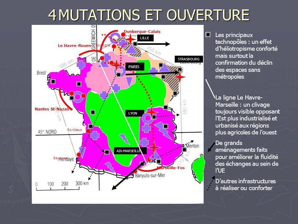 4 MUTATIONS ET OUVERTURE
