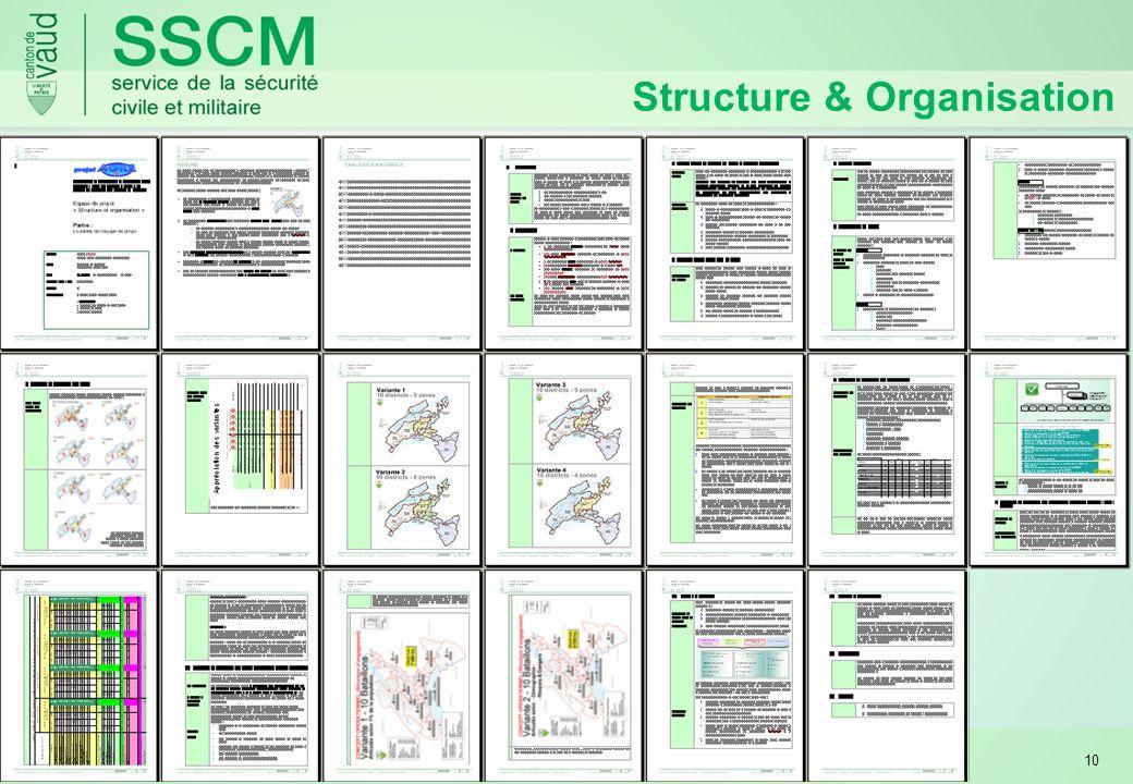 Structure & Organisation