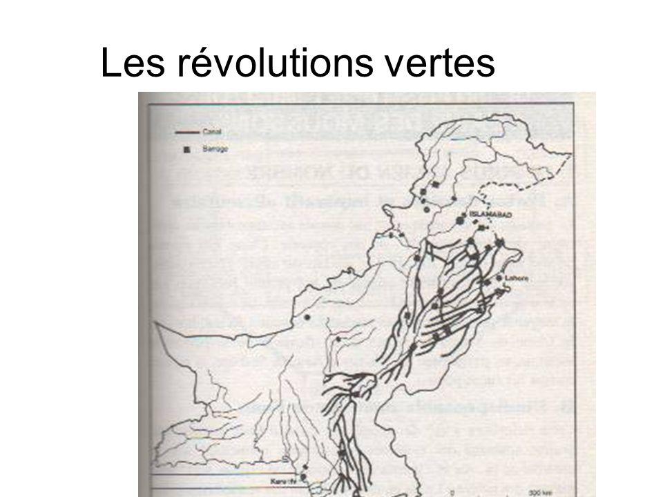 Les révolutions vertes