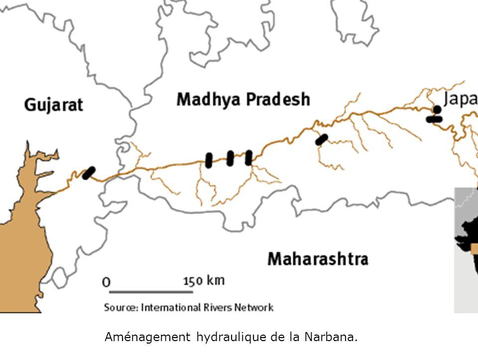 Aménagement hydraulique de la Narbana.
