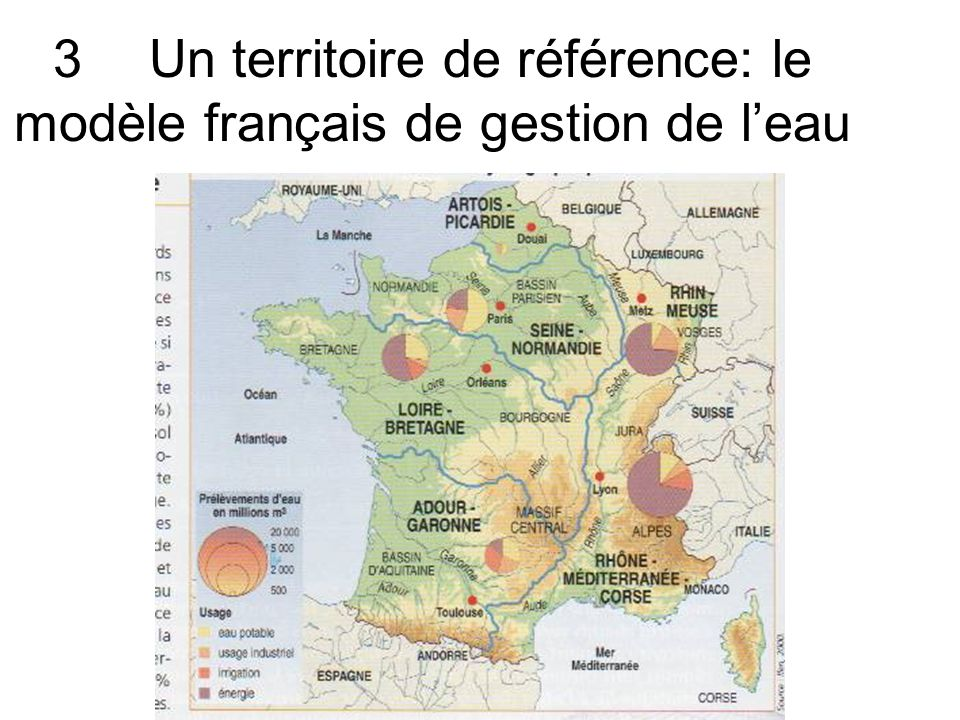 3 Un territoire de référence: le modèle français de gestion de l'eau