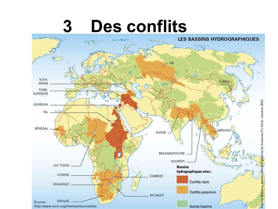 3 Des conflits
