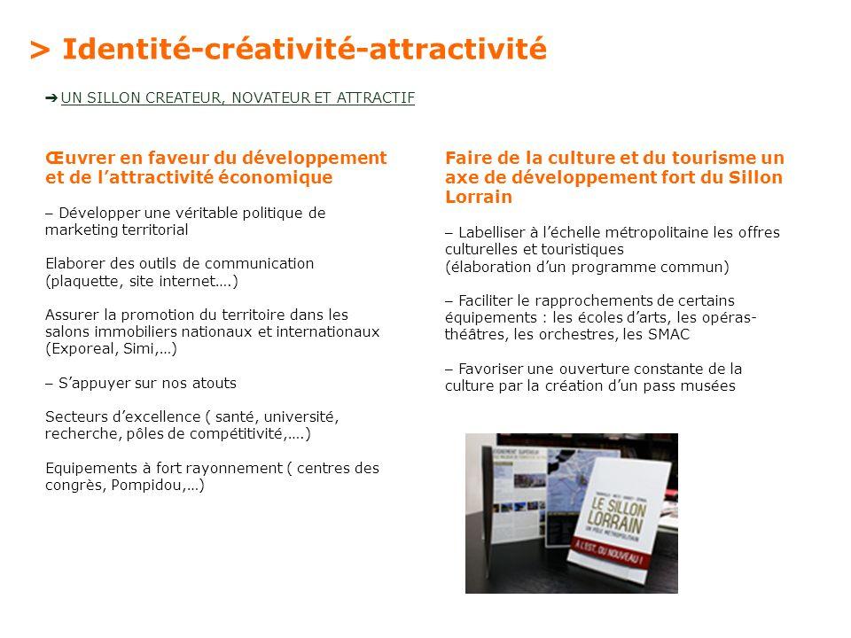 > Identité-créativité-attractivité