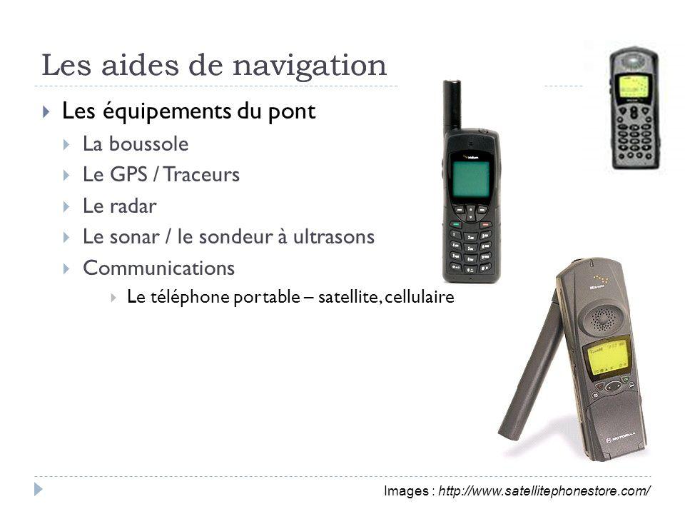 Les aides de navigation