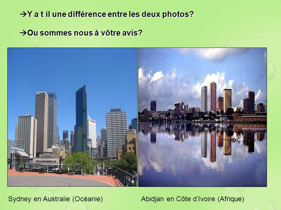 Y a t il une différence entre les deux photos