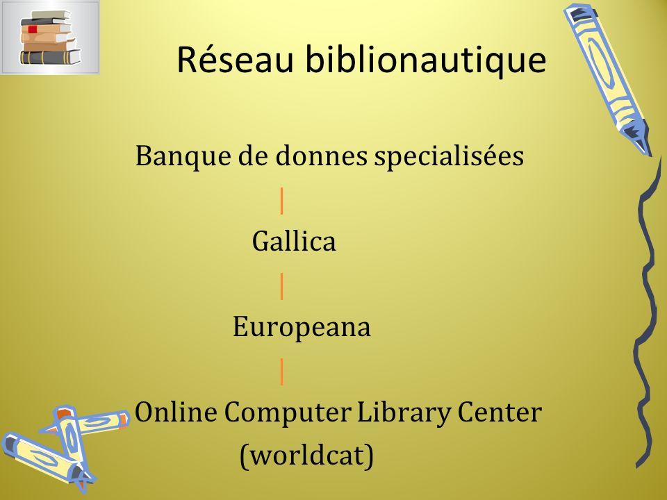 Réseau biblionautique