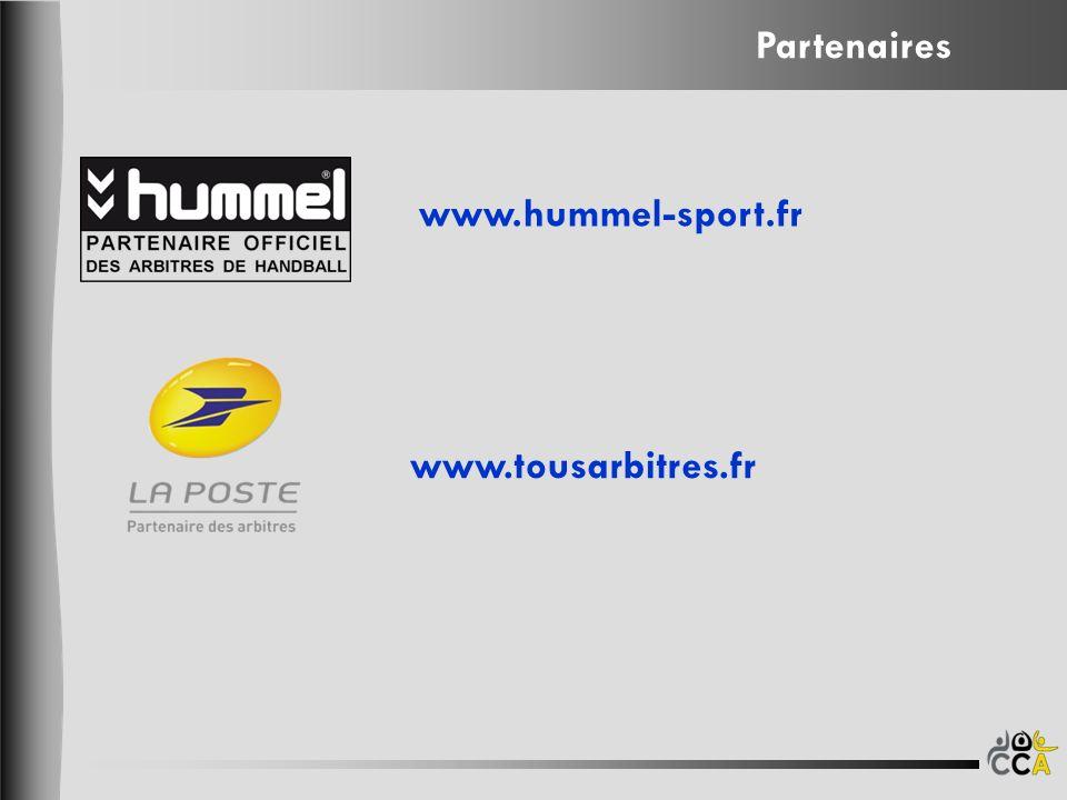Partenaires www.hummel-sport.fr www.tousarbitres.fr 39 39