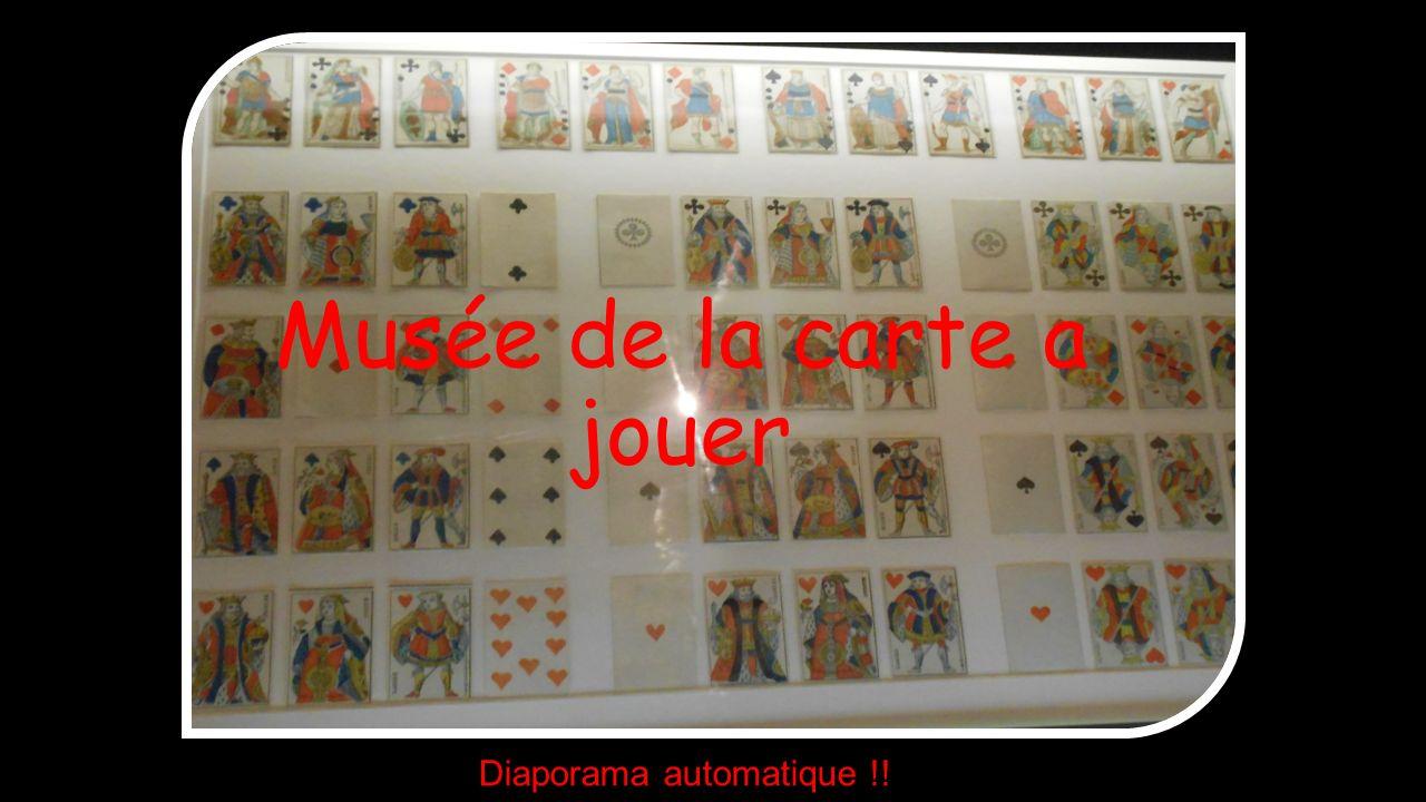 Musée de la carte a jouer