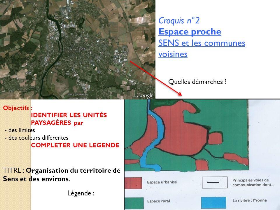 SENS et les communes voisines
