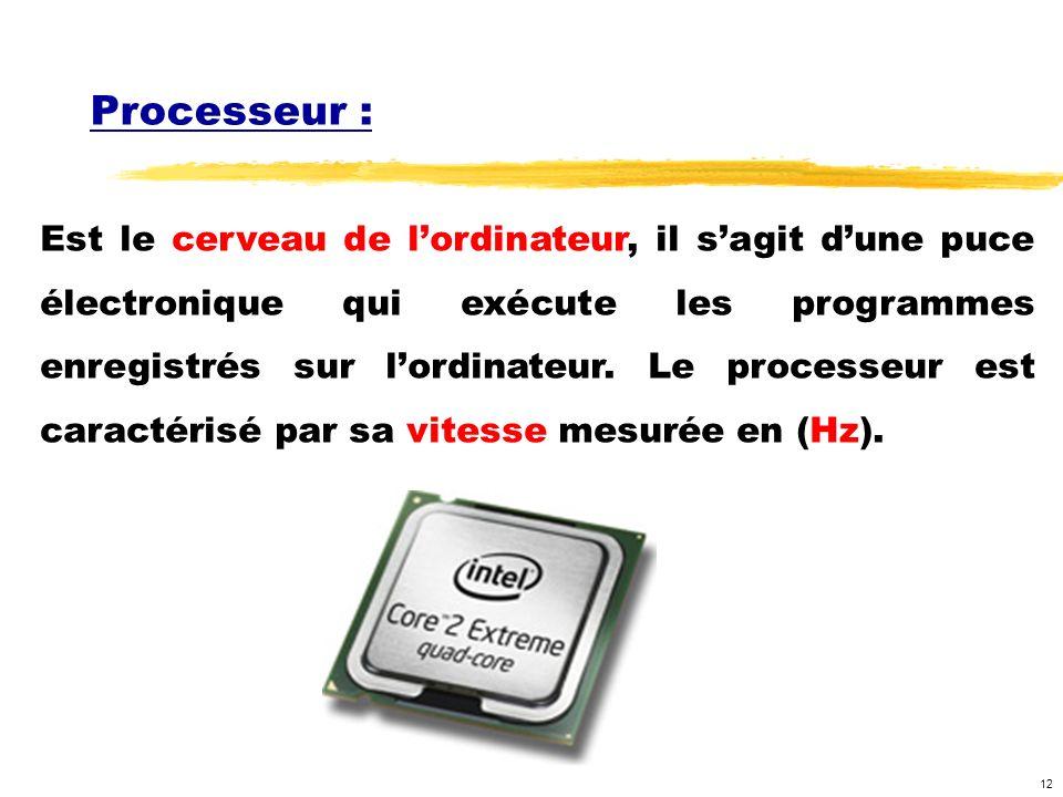 Processeur :