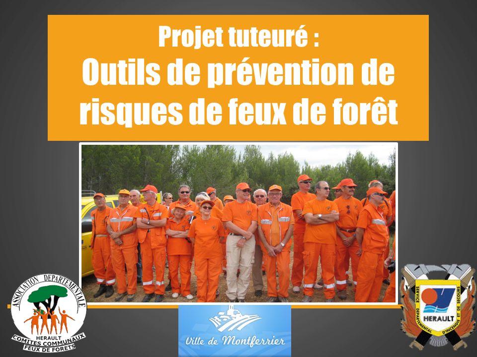 Outils de prévention de risques de feux de forêt