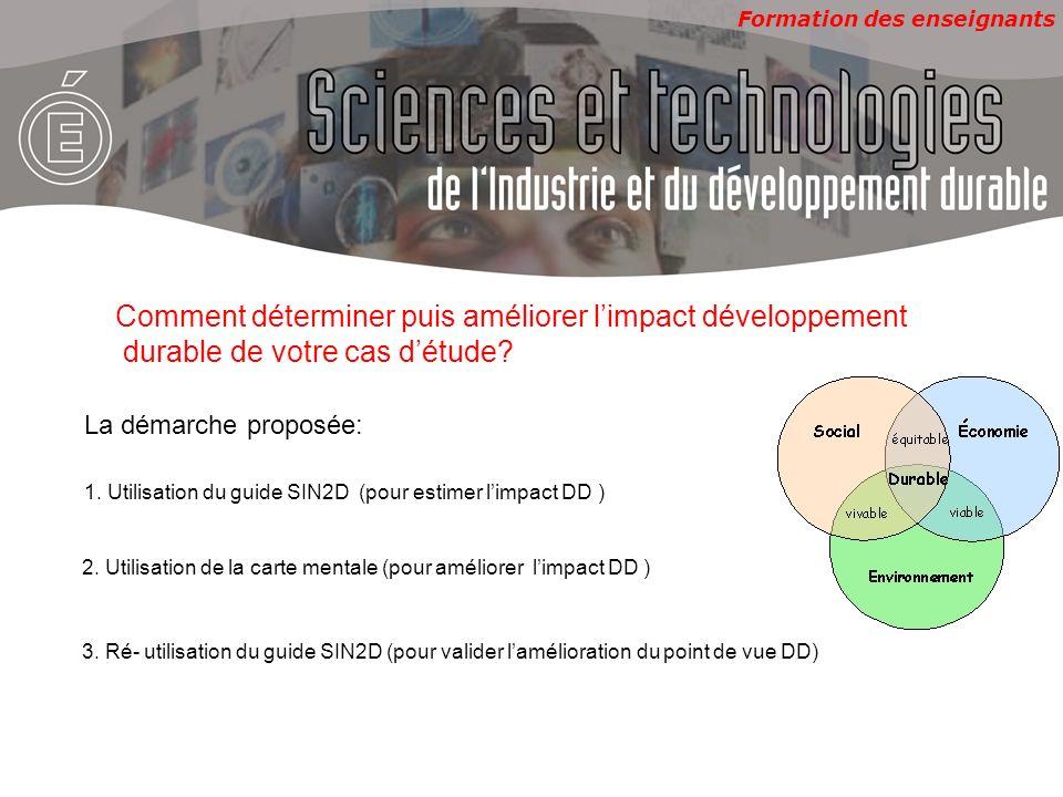Comment déterminer puis améliorer l'impact développement