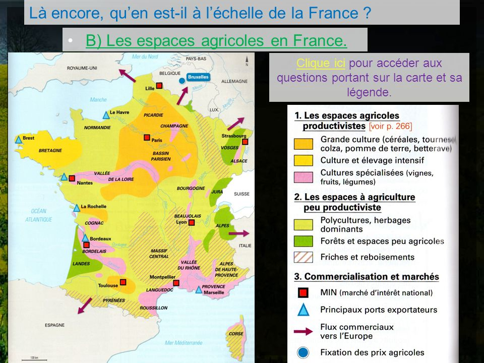Là encore, qu'en est-il à l'échelle de la France