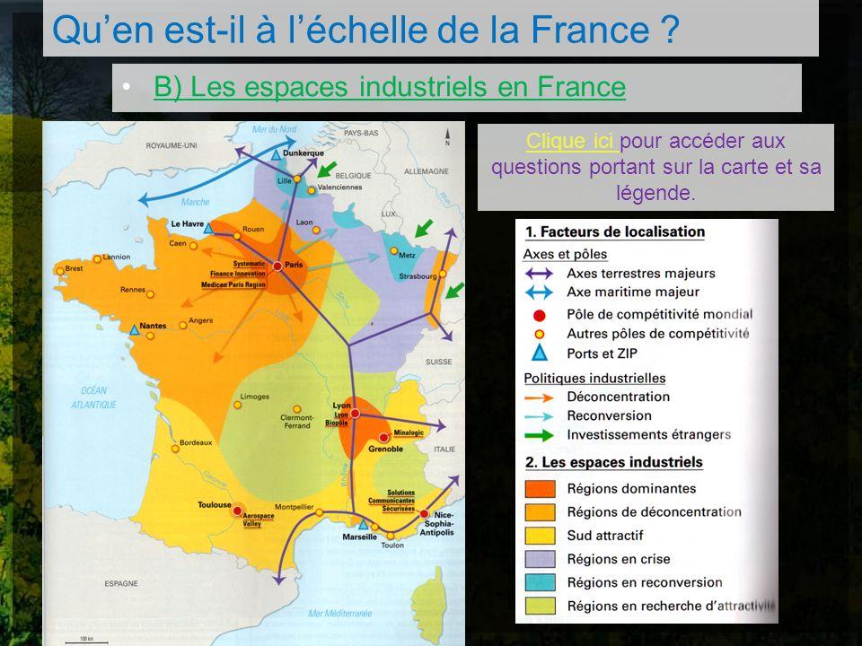 Qu'en est-il à l'échelle de la France