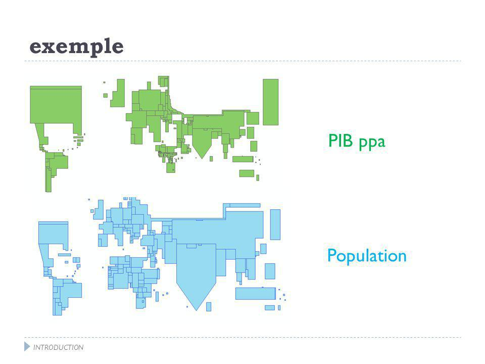 exemple PIB ppa Population INTRODUCTION