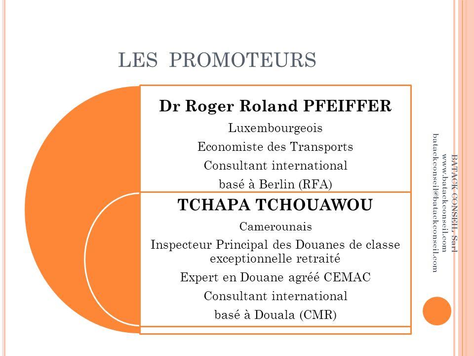 Dr Roger Roland PFEIFFER