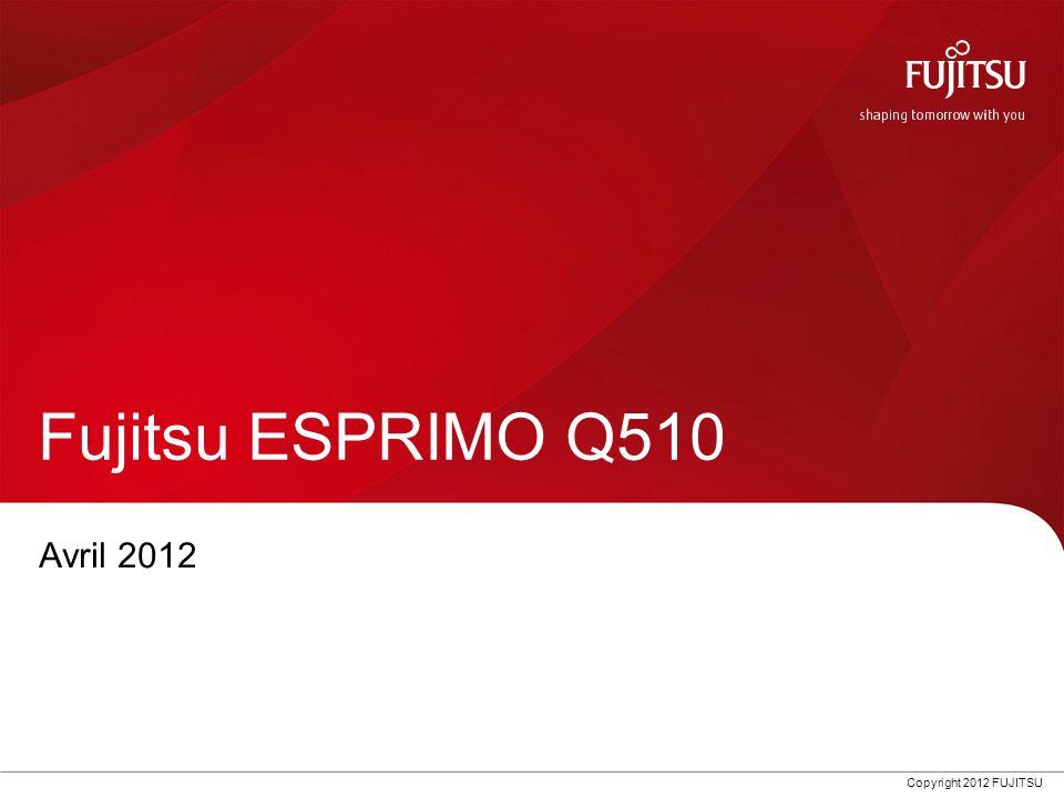 Positionnement ESPRIMO 2012