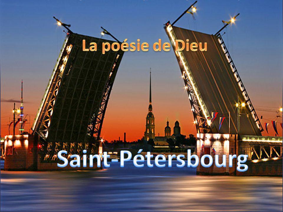 La poésie de Dieu Saint-Pétersbourg