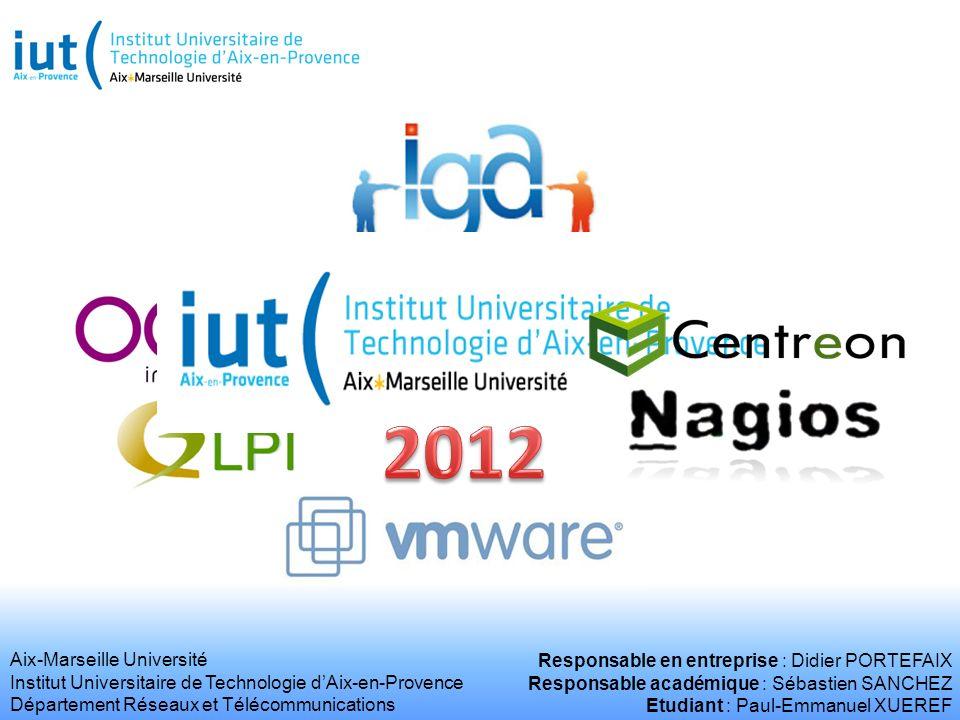 2012 Aix-Marseille Université