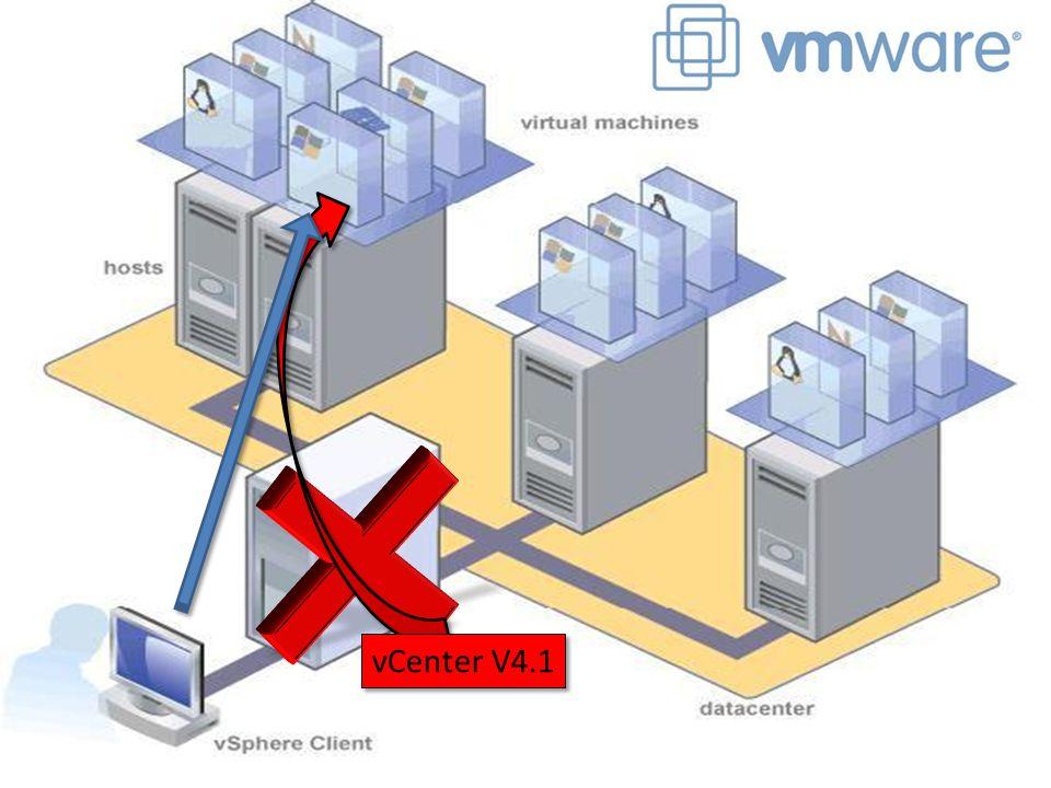 vCenter V4.1