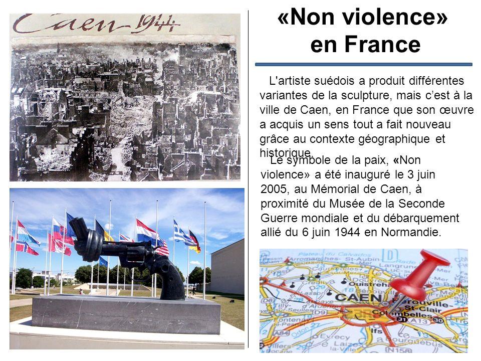 «Non violence» en France