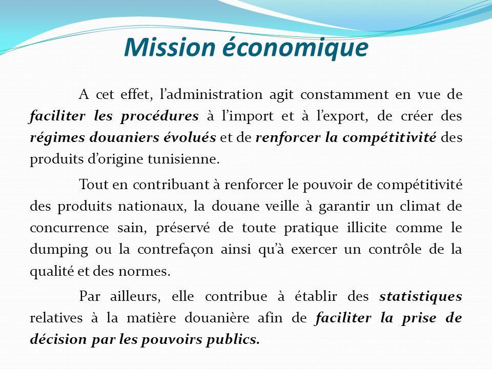 Mission économique