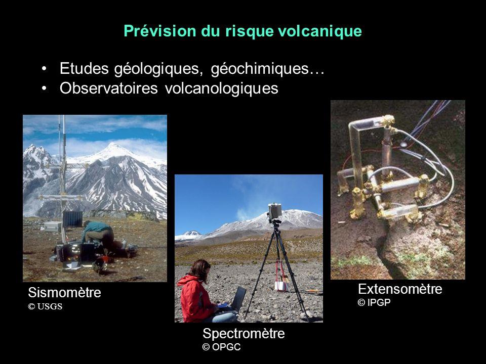Prévision du risque volcanique