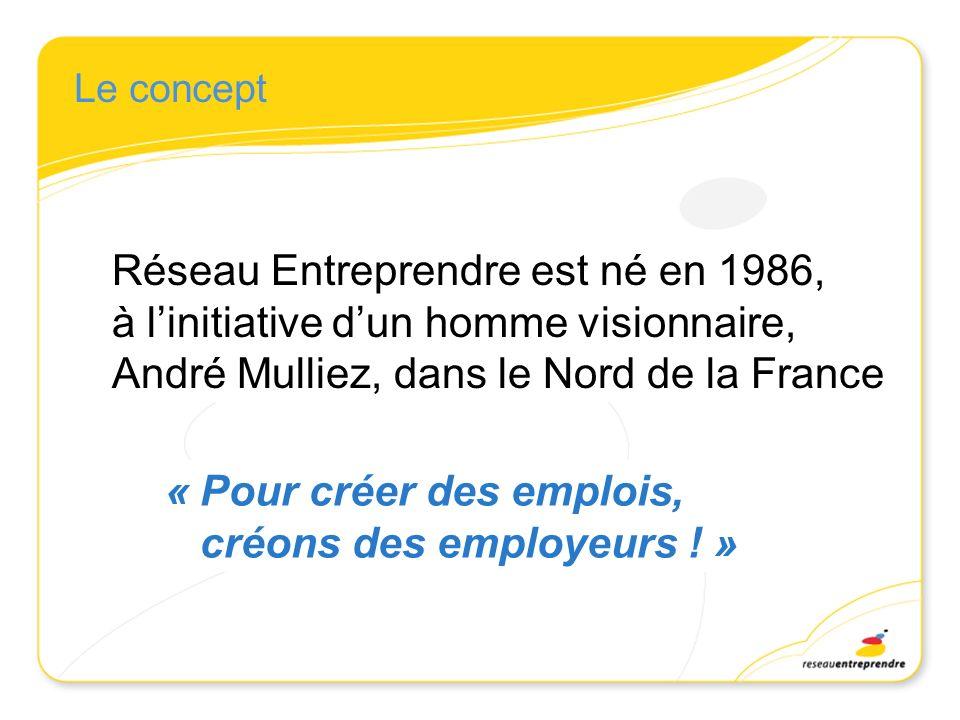 « Pour créer des emplois, créons des employeurs ! »