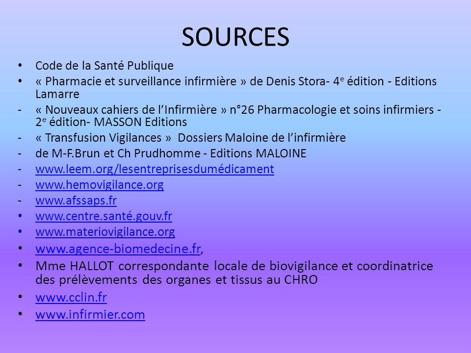 SOURCES www.agence-biomedecine.fr,