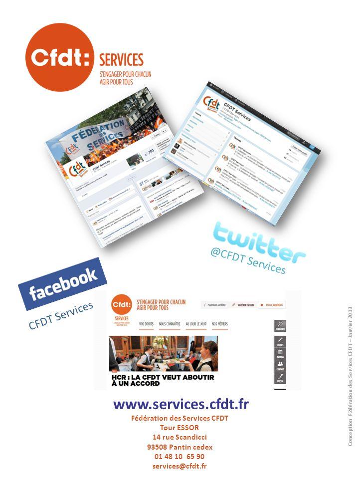 Fédération des Services CFDT