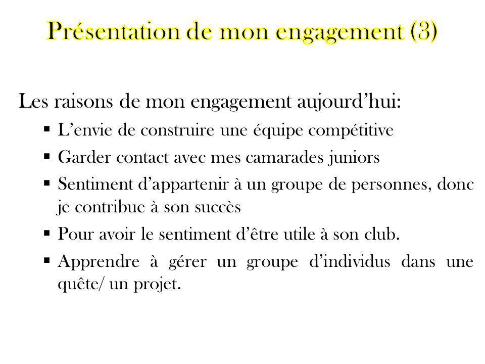 Présentation de mon engagement (3)