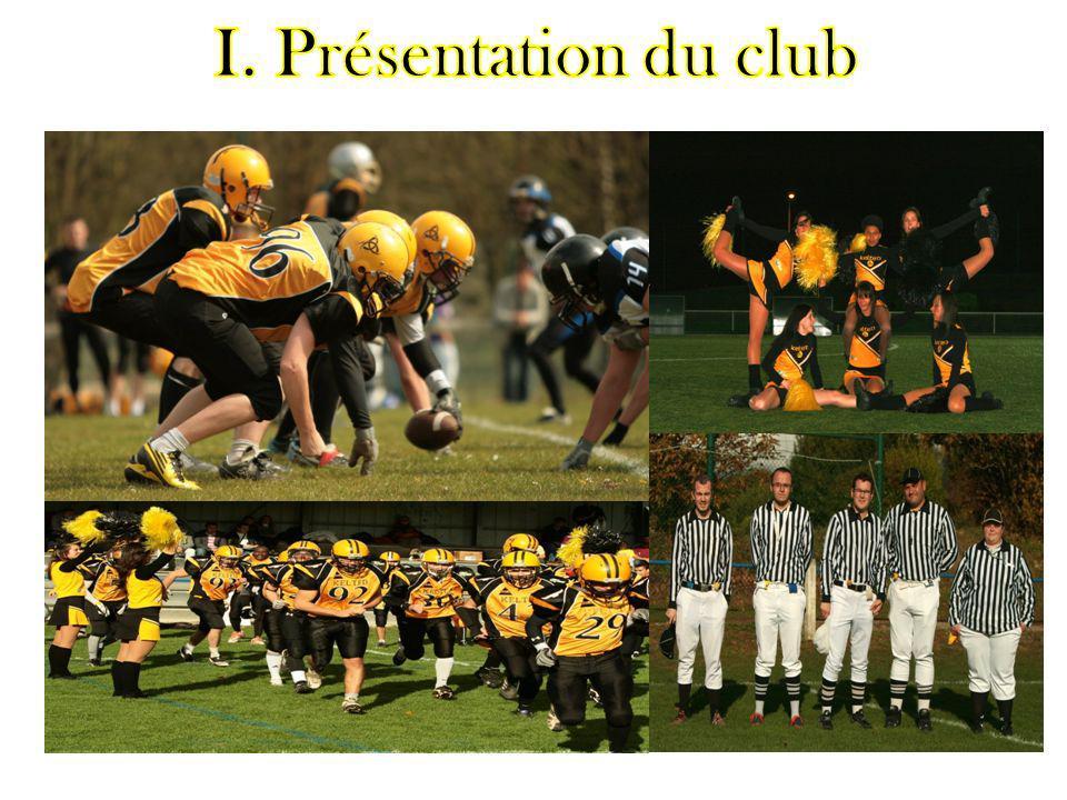 I. Présentation du club