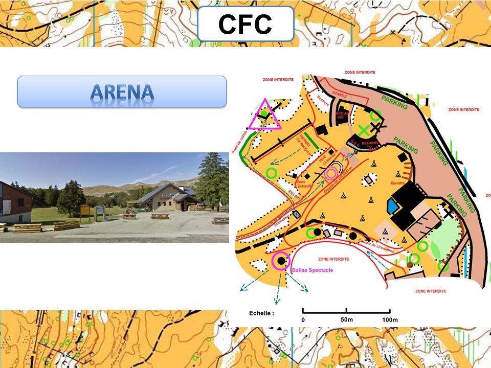 CFC Arena