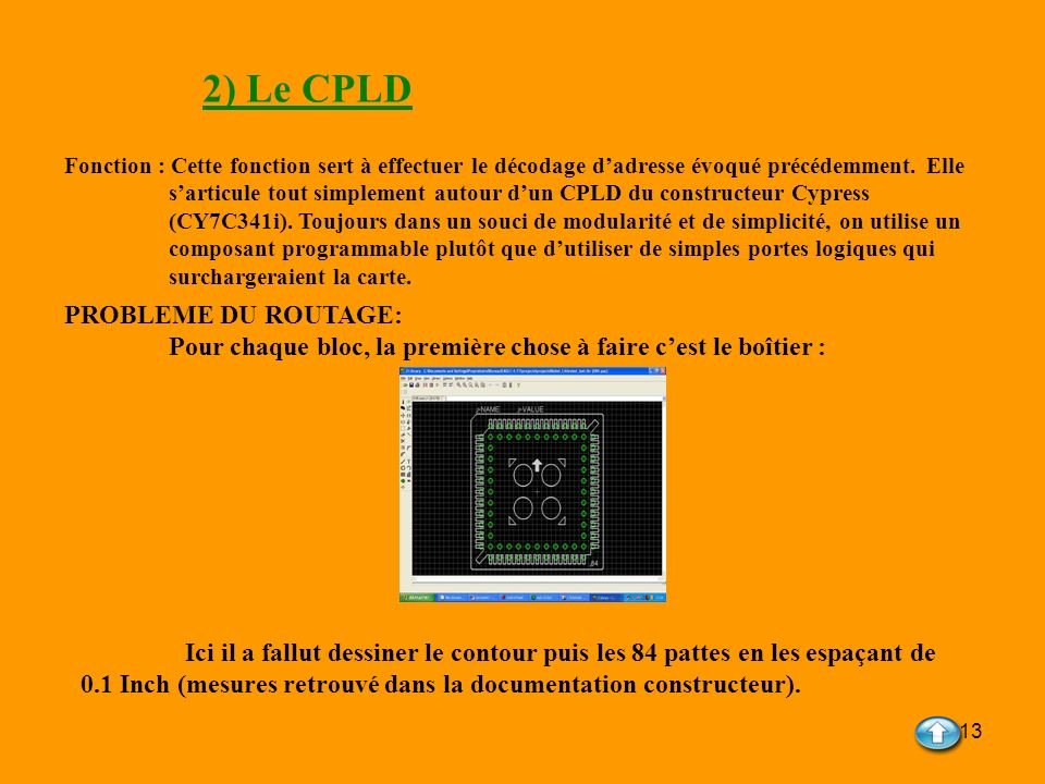2) Le CPLD