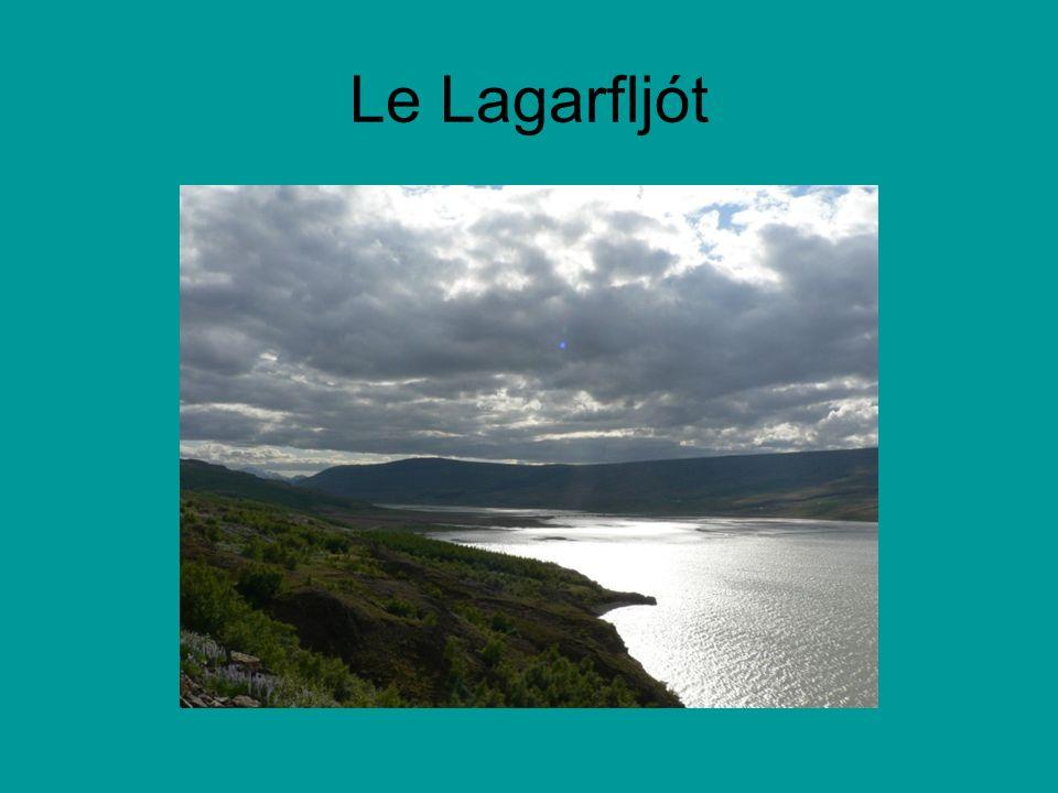Le Lagarfljót